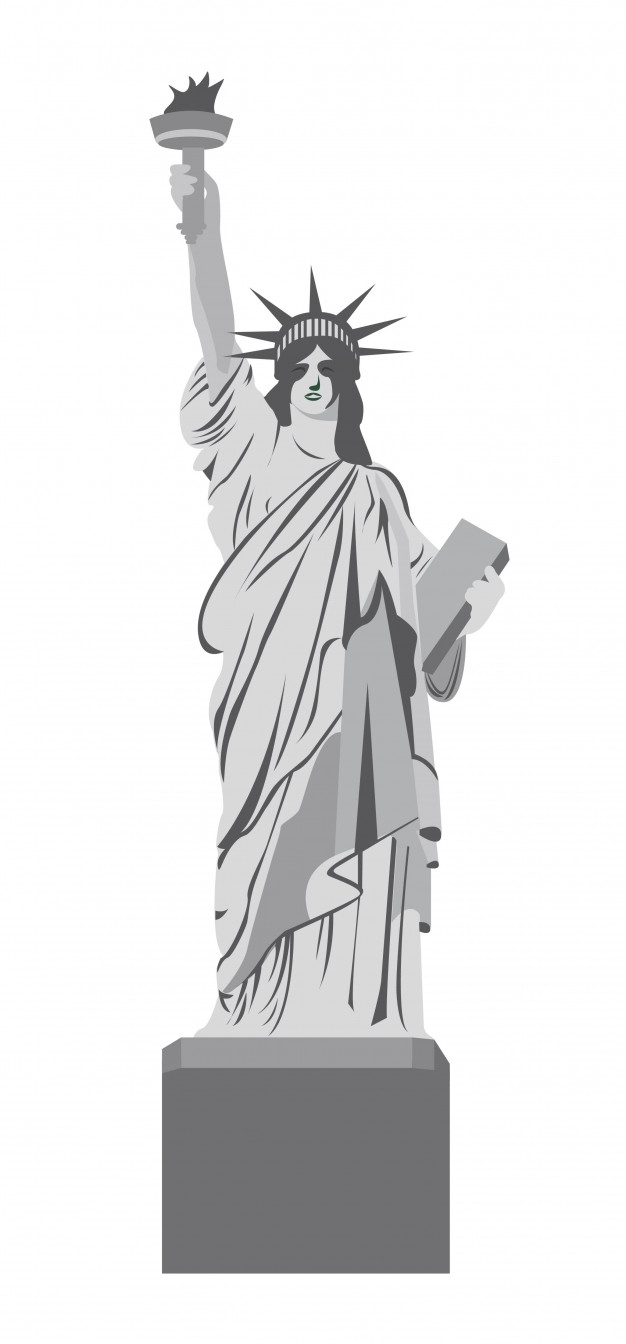 statue of liberty vector download high quality statue of liberty clipart template statue vector liberty of