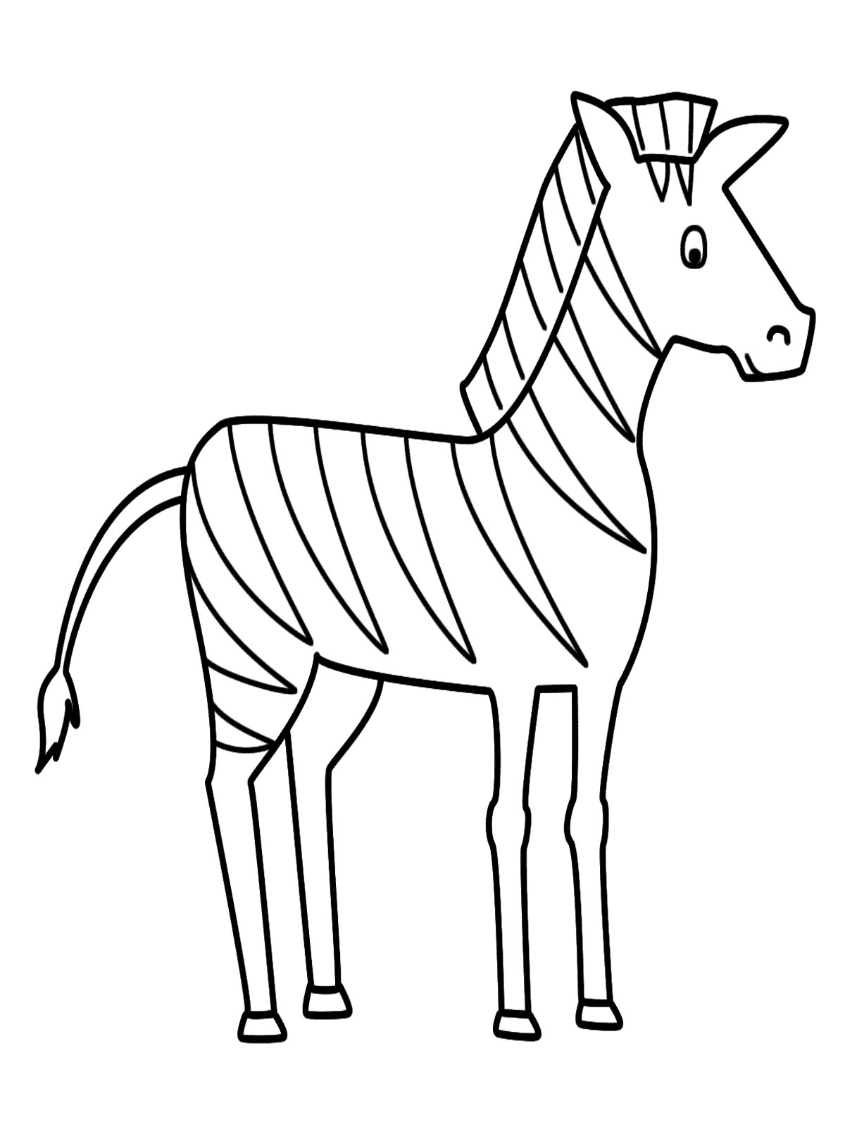 step by step how to draw a zebra simple zebra drawing at getdrawings free download zebra step step by draw to a how