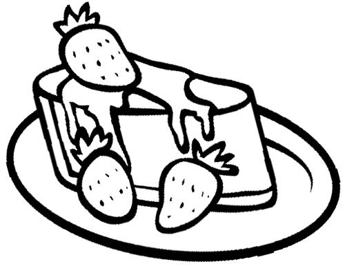 strawberry cake coloring pages 190 best images about kifestŐk gyerekek vegyes strawberry pages coloring cake