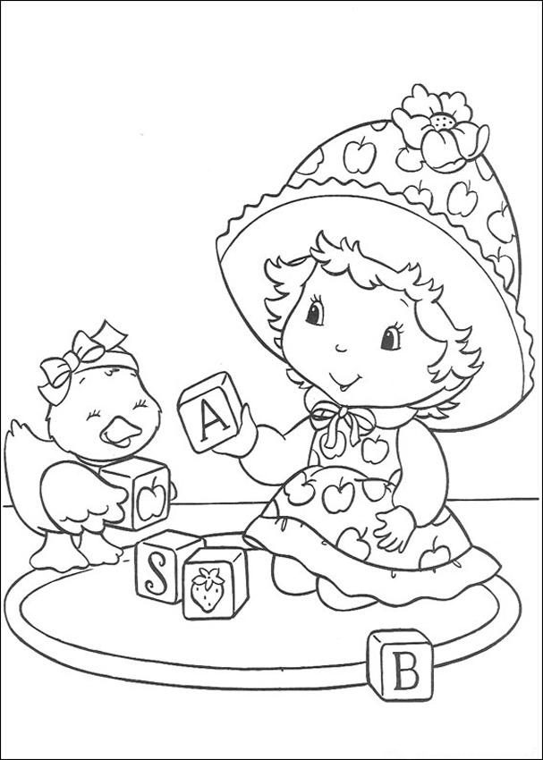 strawberry cake coloring pages strawberry birthday cake coloring page free printable pages coloring strawberry cake