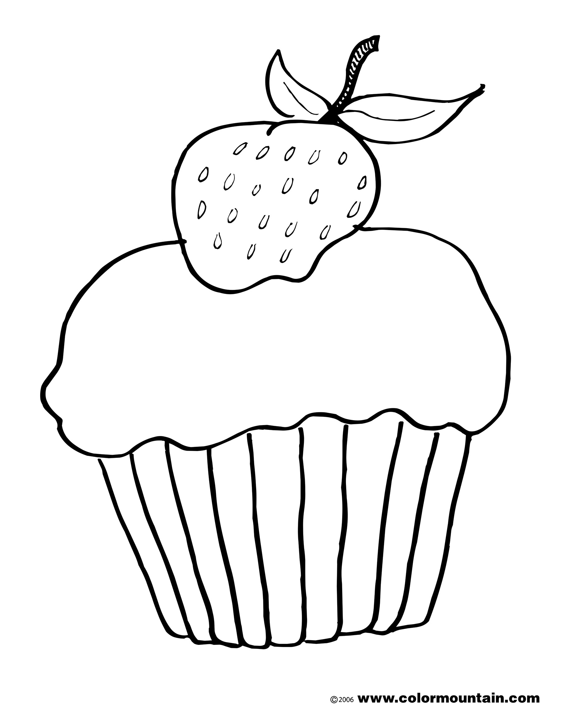 strawberry cake coloring pages strawberry cake coloring pages kerra pages coloring cake strawberry