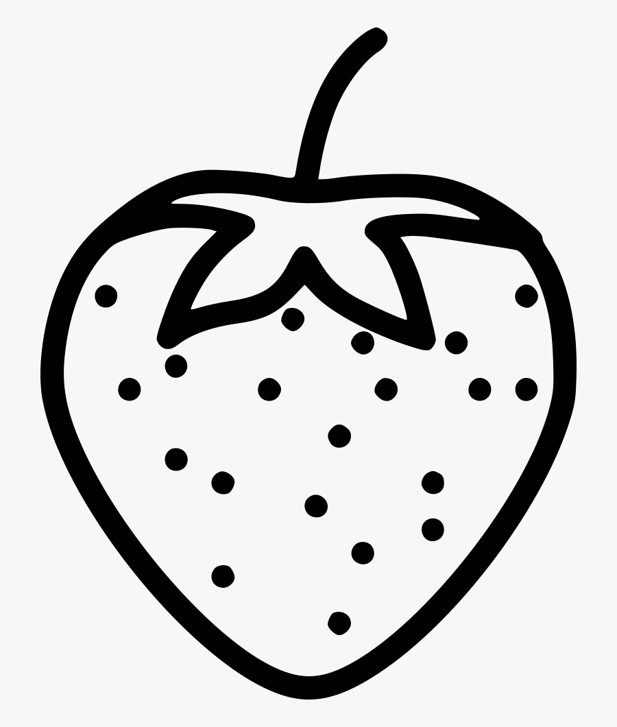 strawberry coloring image one large strawberry coloring page printable coloring image strawberry