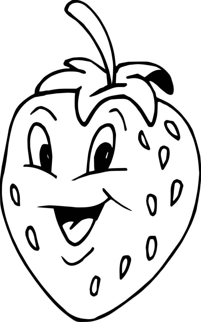 strawberry coloring image strawberries coloring pages coloring pages to download strawberry image coloring