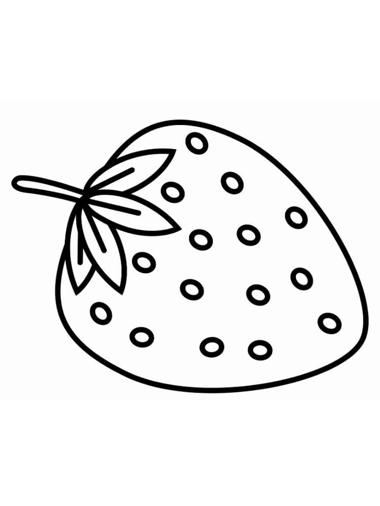 strawberry coloring image strawberry coloring and activity page image strawberry coloring