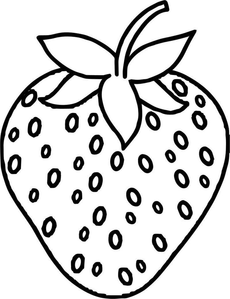 strawberry coloring image strawberry coloring pages 2 coloring pages to print coloring strawberry image