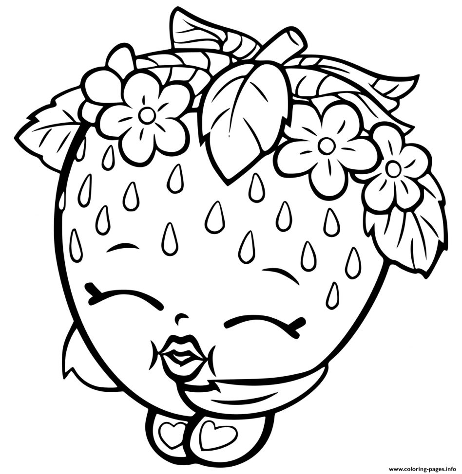 strawberry coloring image strawberry coloring pages download and print strawberry coloring strawberry image 1 1