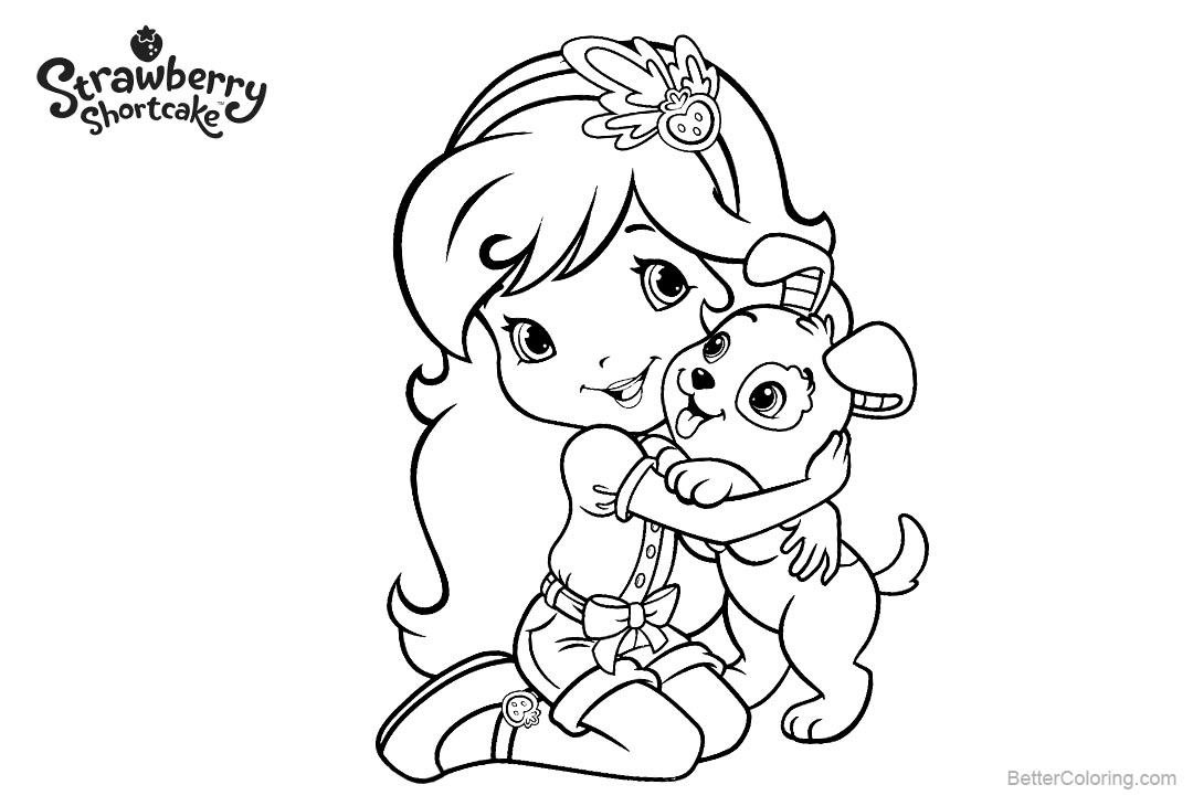 strawberry shortcake drawing pages strawberry shortcake 38 coloringcolorcom shortcake pages strawberry drawing