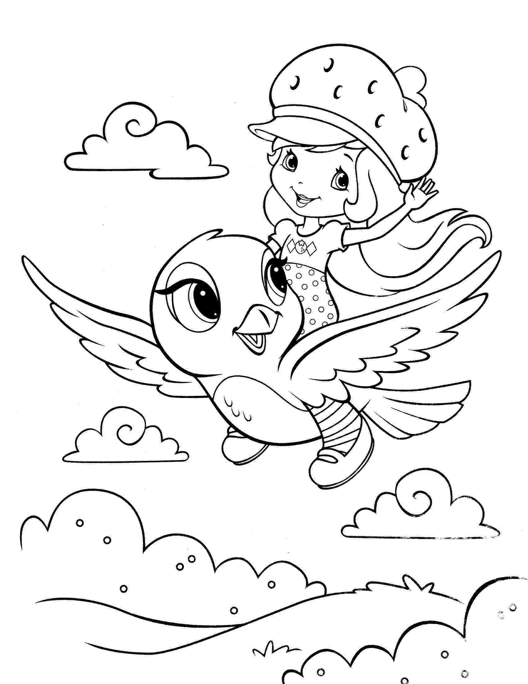 strawberry shortcake drawing pages strawberry shortcake coloring pages coloring pages to shortcake pages drawing strawberry