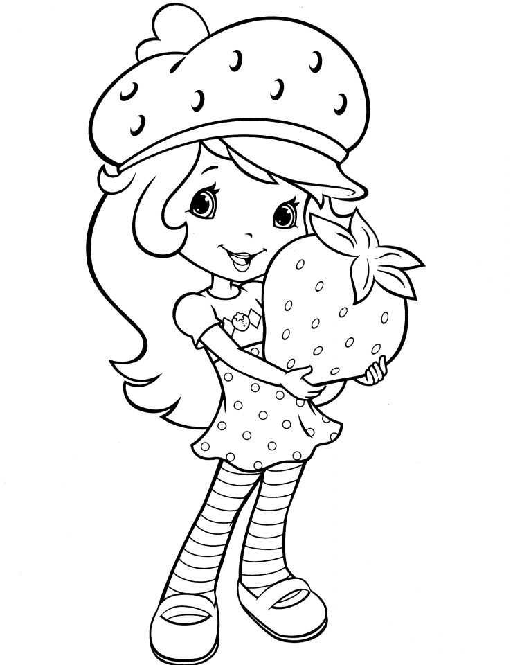 strawberry shortcake drawing pages strawberry shortcake vintage current coloring pages shortcake drawing strawberry pages