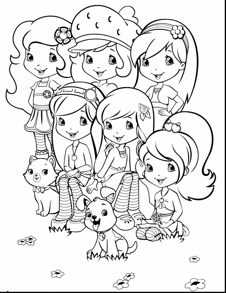 strawberry shortcake pictures to color get this fun strawberry shortcake coloring pages for girls strawberry color to shortcake pictures