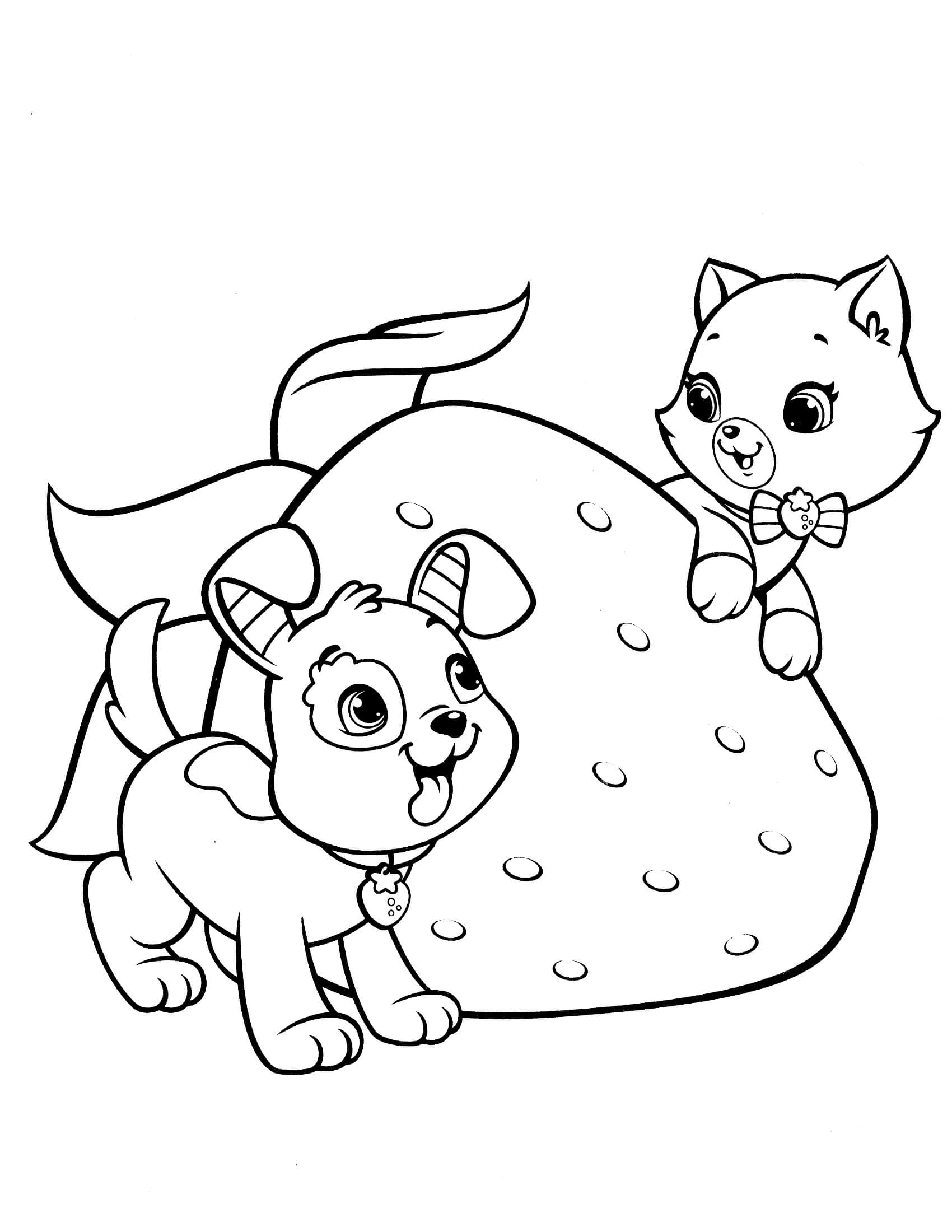 strawberry shortcake pictures to color straberry shortcake 3 coloringcolorcom color shortcake to strawberry pictures