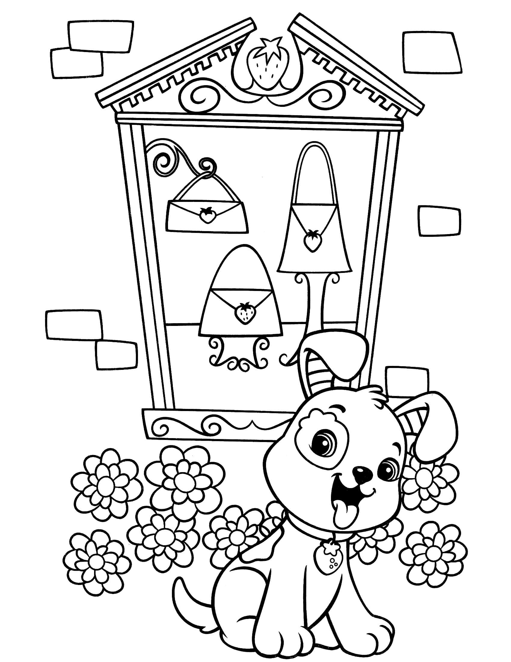 strawberry shortcake pictures to color strawberry shortcake 17 coloringcolorcom strawberry color pictures shortcake to