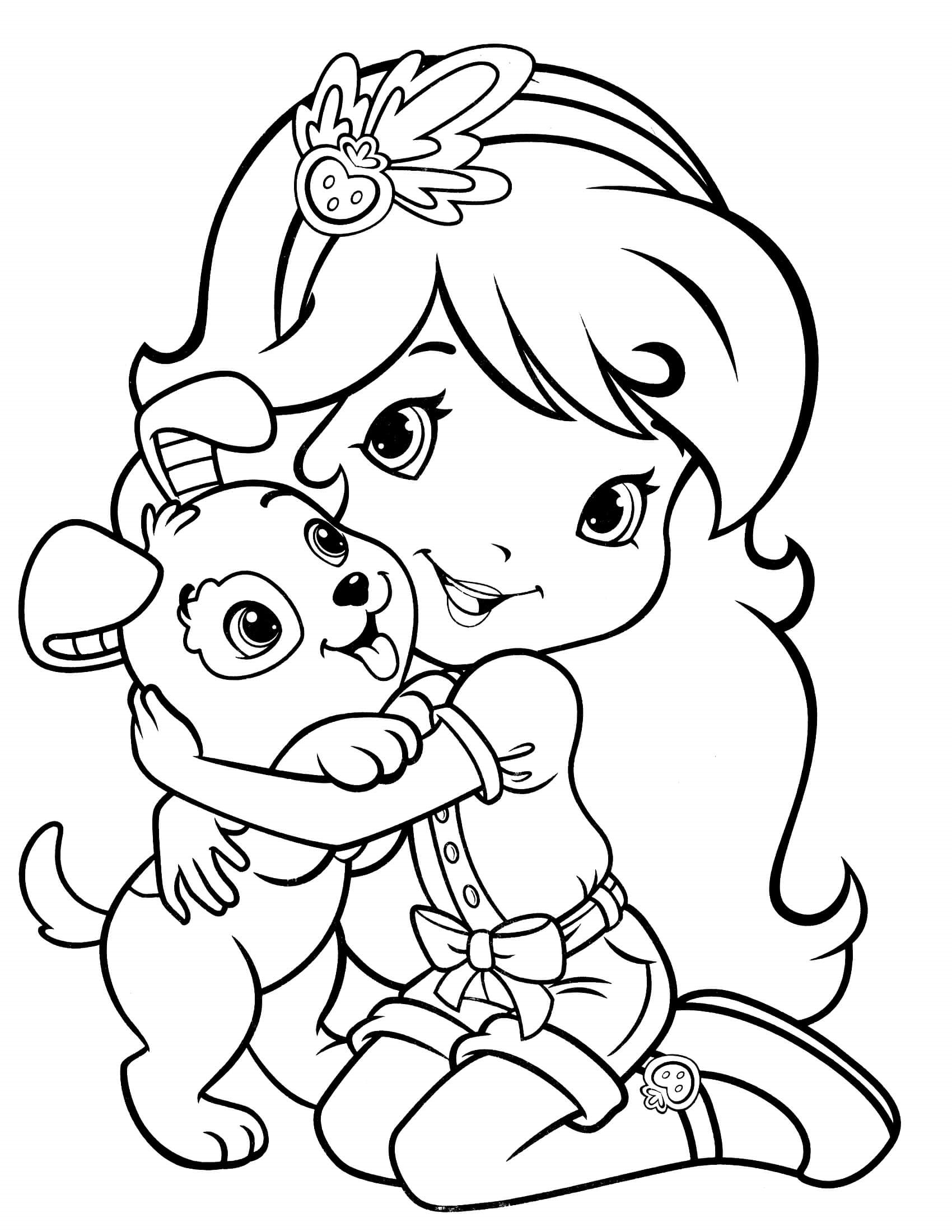 strawberry shortcake pictures to color strawberry shortcake coloring pages for kids learning to pictures shortcake color strawberry