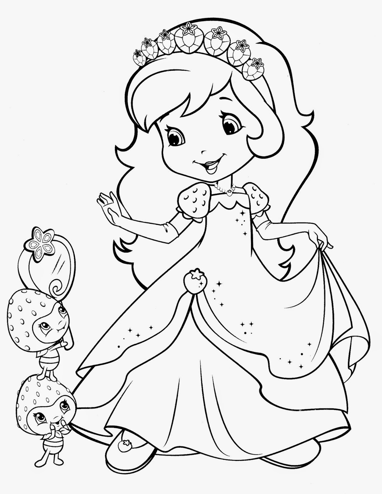strawberry shortcake princess coloring pages coloring pages plum pudding 2020 strawberry pages shortcake princess strawberry coloring