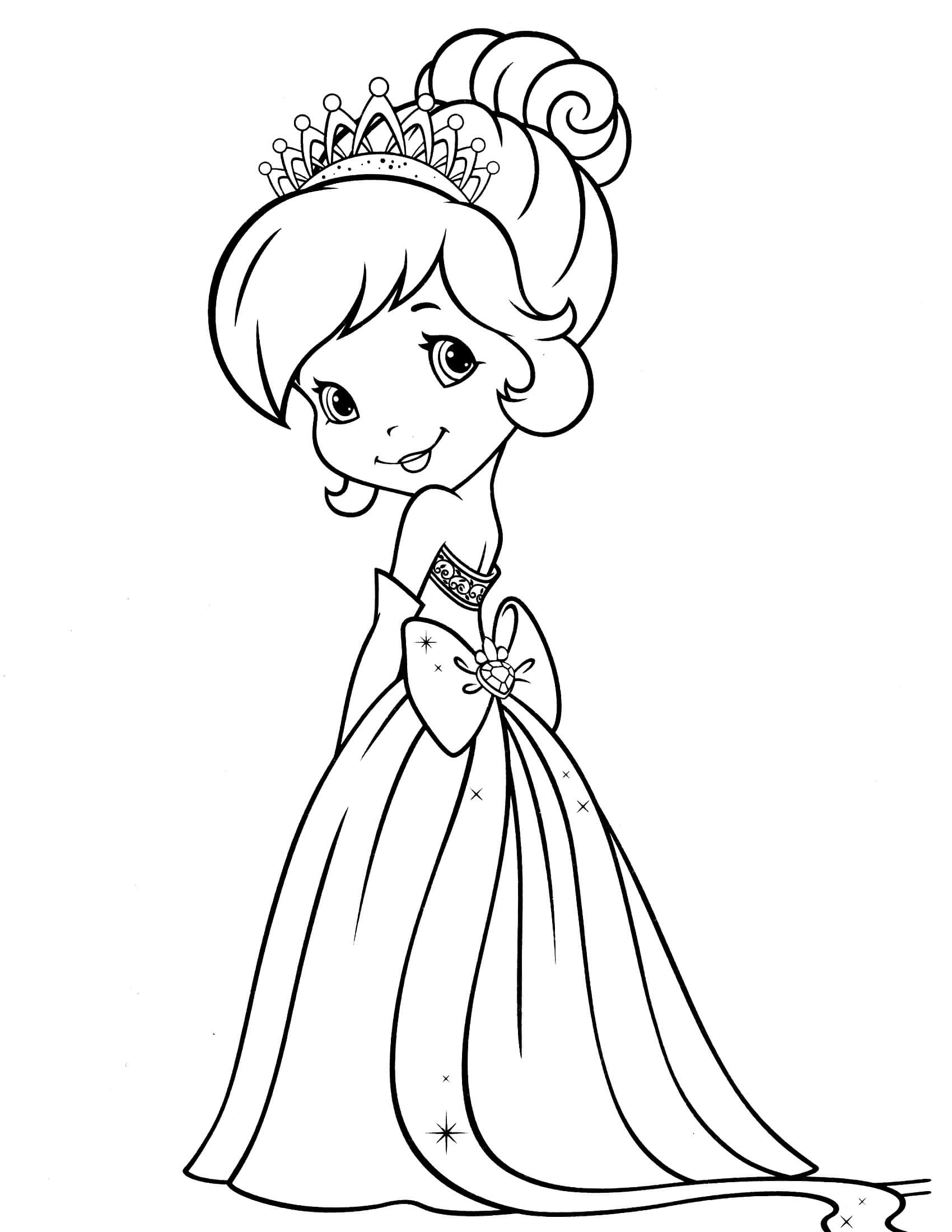 strawberry shortcake princess coloring pages strawberry shortcake printables strawberry shortcake princess strawberry shortcake pages coloring