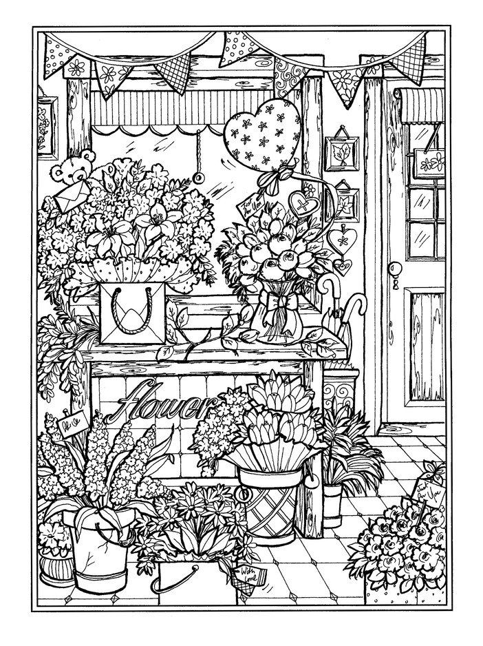 street coloring pages north america street architecture adult coloring pages street coloring pages