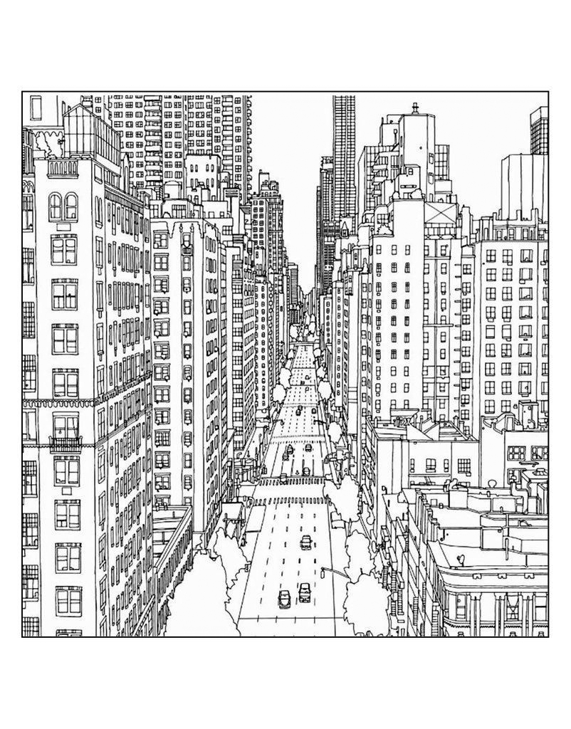 street coloring pages trinity church and wall street building coloring page pages coloring street