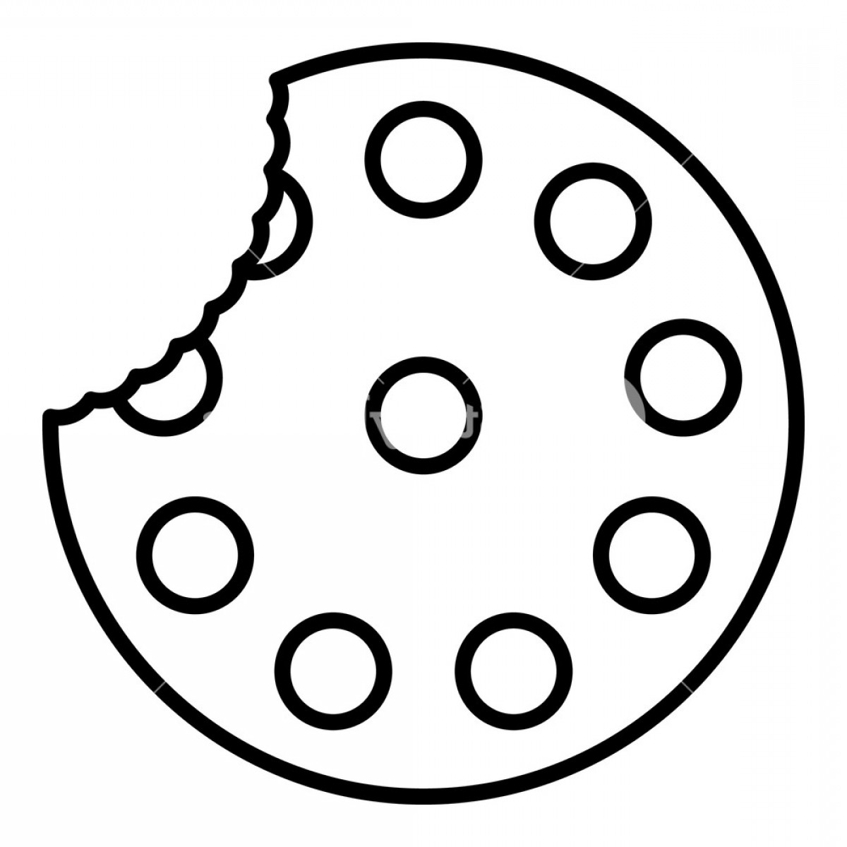sugar cookie coloring page library of sugar cookie outline png freeuse download png sugar page cookie coloring