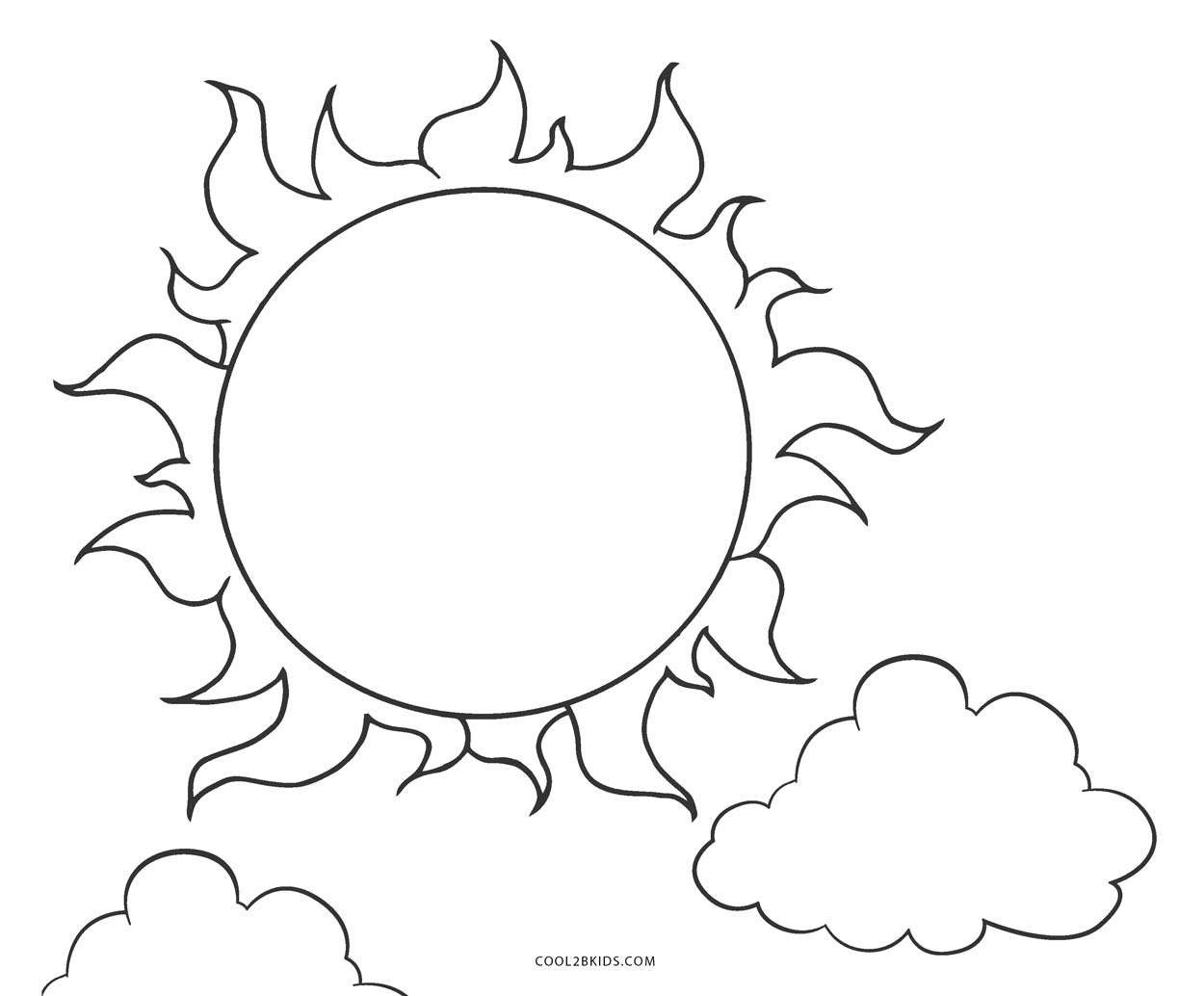 sun coloring for kids sun coloring pages to download and print for free kids sun for coloring