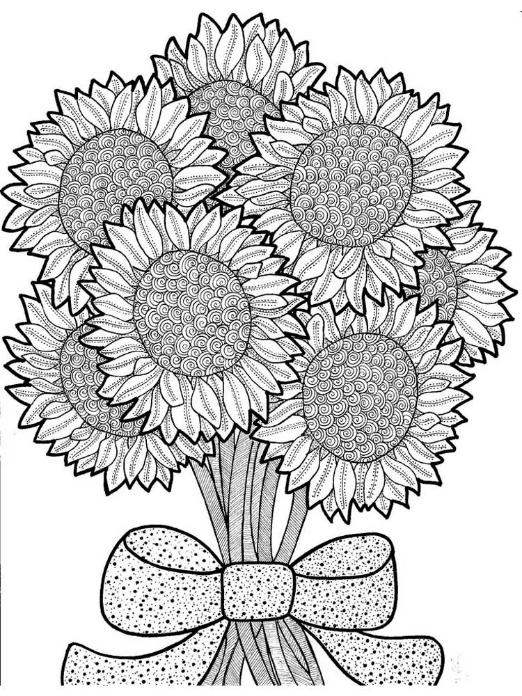 sunflower coloring sheets 15 beautiful sunflower coloring pages for your little girl sunflower sheets coloring