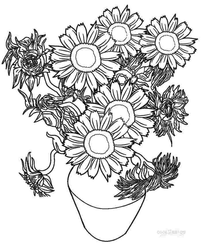 sunflower coloring sheets sunflower coloring pages pictures whitesbelfast coloring sheets sunflower