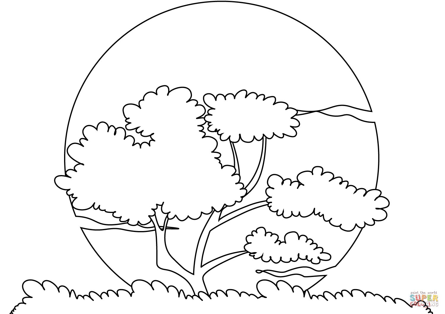 sunset coloring pages mountain in the sunset coloring page free printable pages sunset coloring