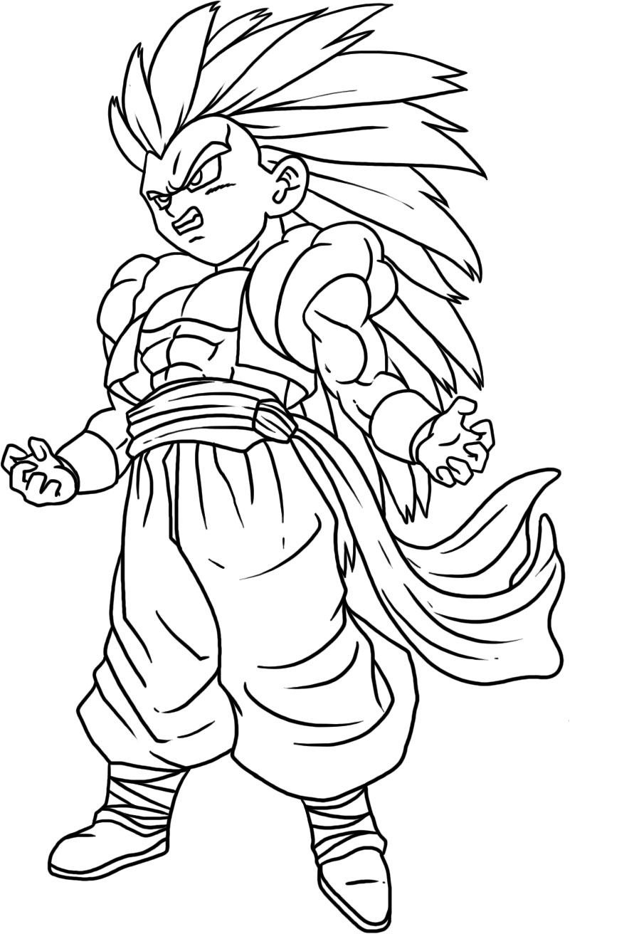 super saiyans coloring pages dragon ball z goku super saiyan 4 coloring pages saiyans super pages coloring