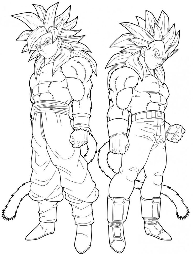 super saiyans coloring pages goten super saiyan coloring pages download and print for free pages coloring saiyans super