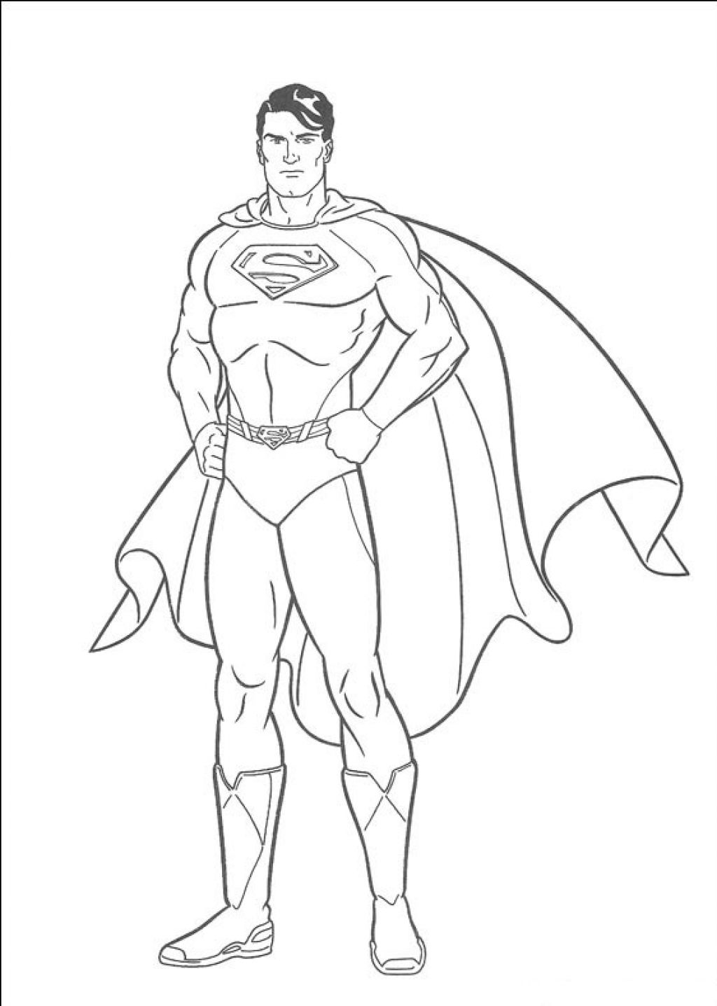superman cartoon pictures for colouring get this printable superman coloring pages online 28878 pictures for cartoon colouring superman