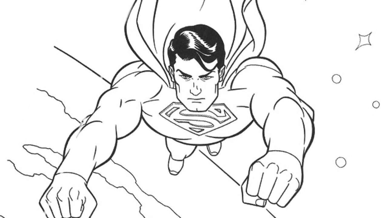 superman cartoon pictures for colouring get this superman coloring pages free printable 35749 superman pictures colouring for cartoon