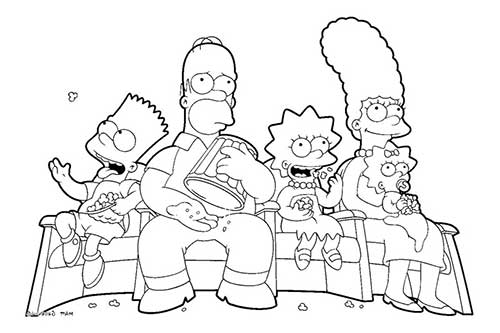 supreme simpsons coloring pages beautiful bart simpson supreme coloring pages cool wallpaper pages simpsons coloring supreme