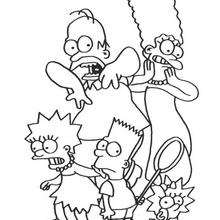 supreme simpsons coloring pages coloring pages coloring pages bart simpson to print free simpsons supreme coloring pages