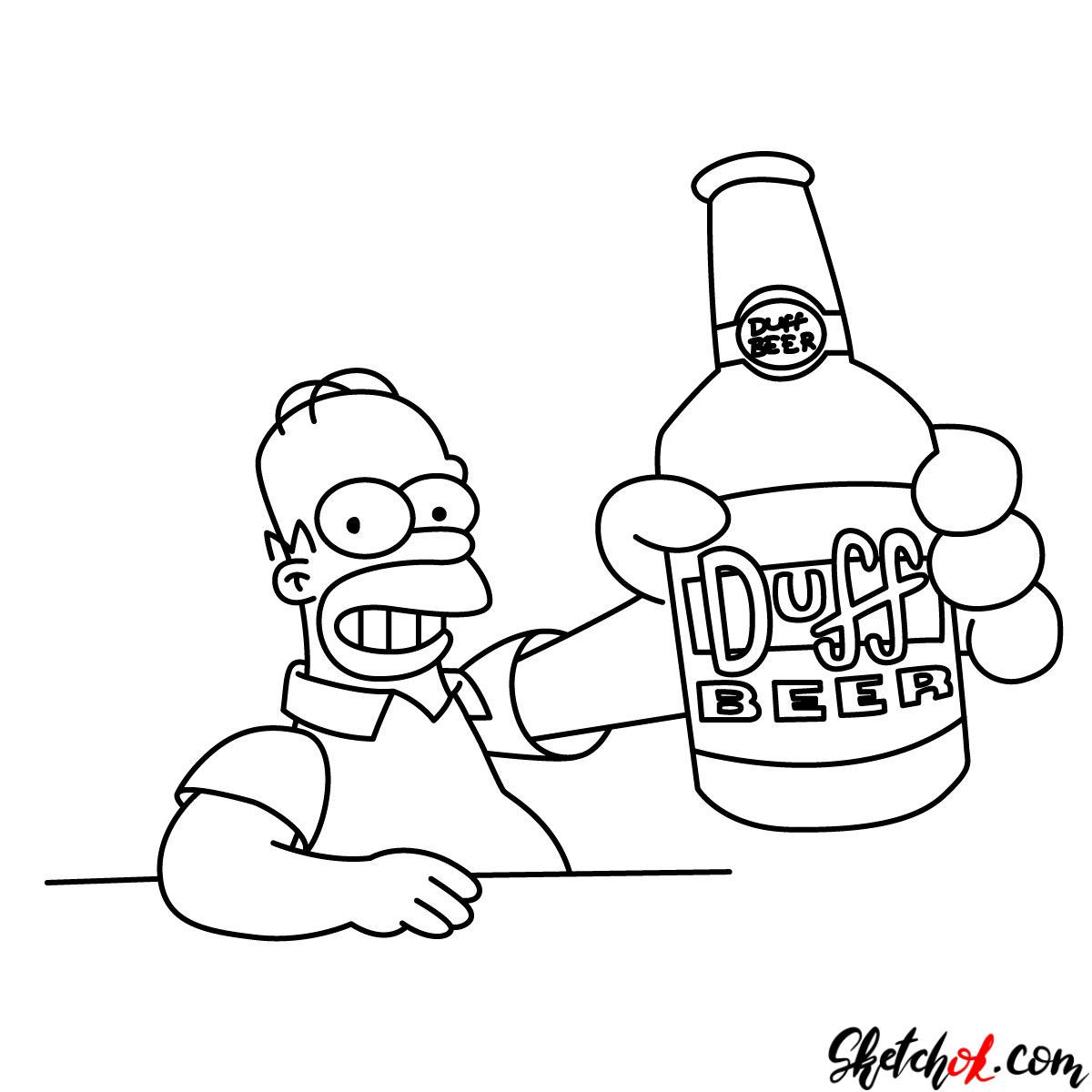 supreme simpsons coloring pages free download supreme coloring page cool wallpaper pages supreme coloring simpsons