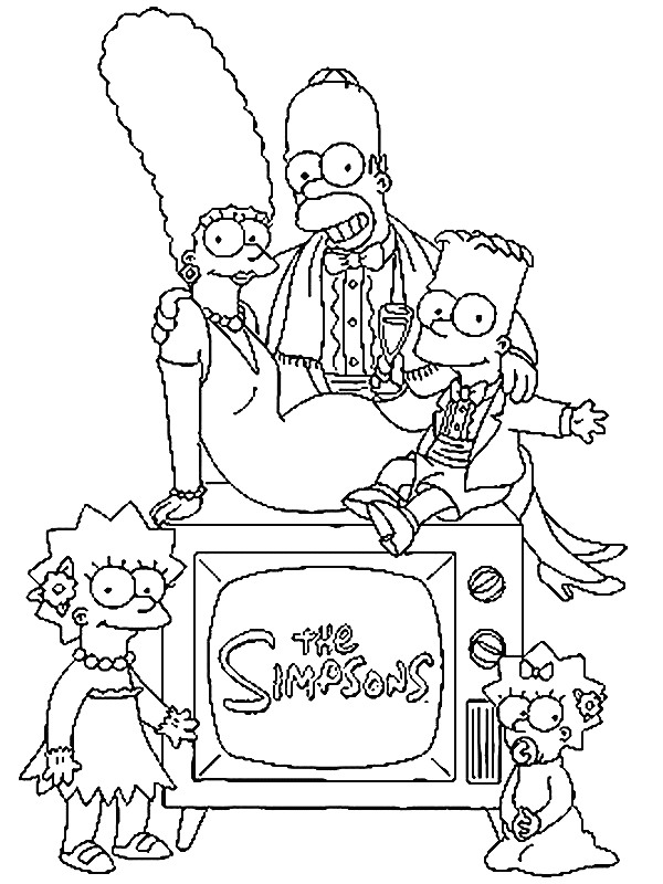 supreme simpsons coloring pages the 25 best bart simpson ideas on pinterest android m coloring pages supreme simpsons