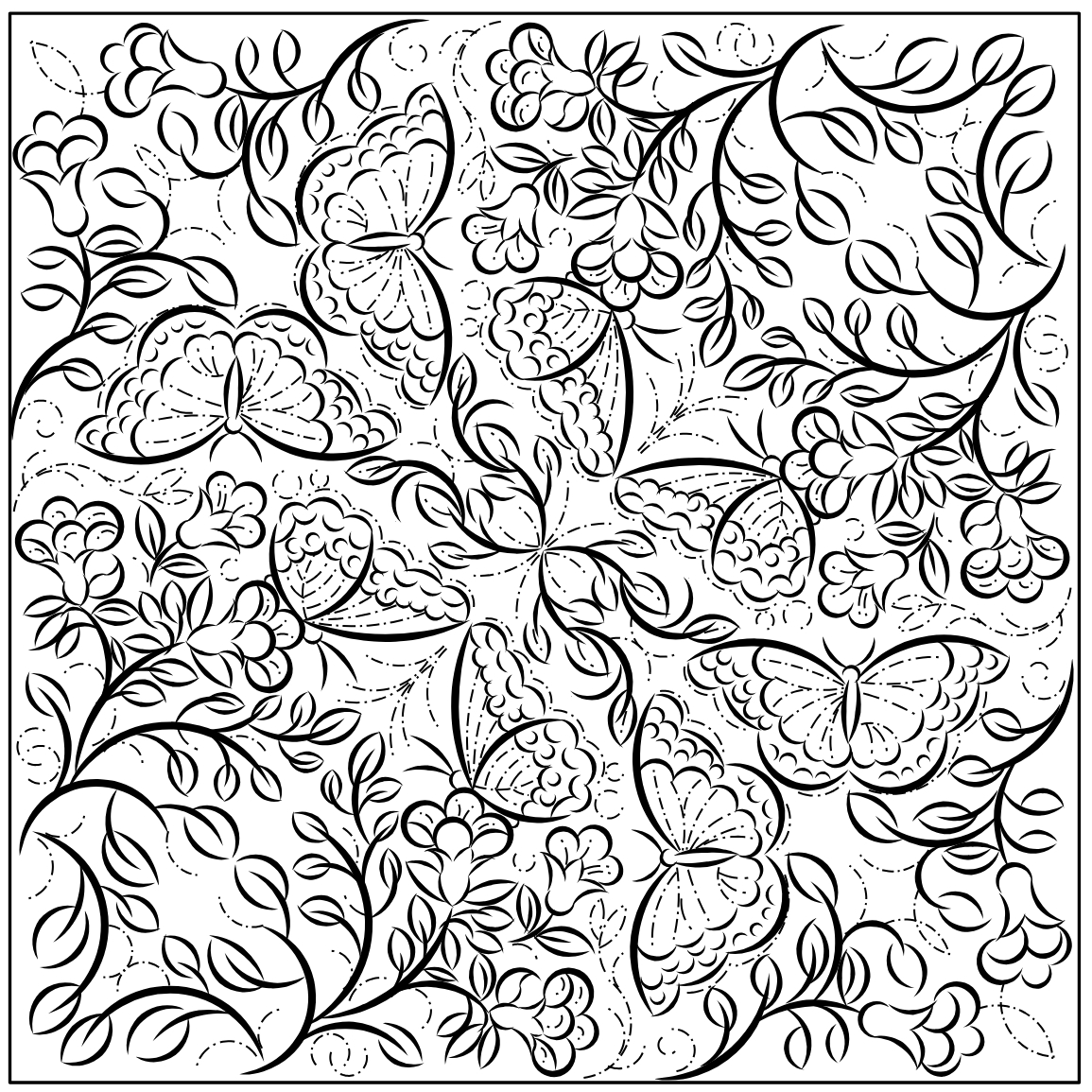 symmetrical coloring pages radial symmetry coloring pages in 2020 collaborative art coloring pages symmetrical