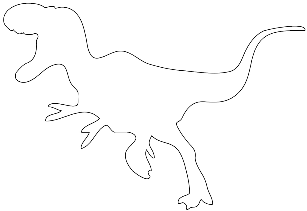 t rex outline drawing dinosaur outlines clipartsco rex drawing outline t