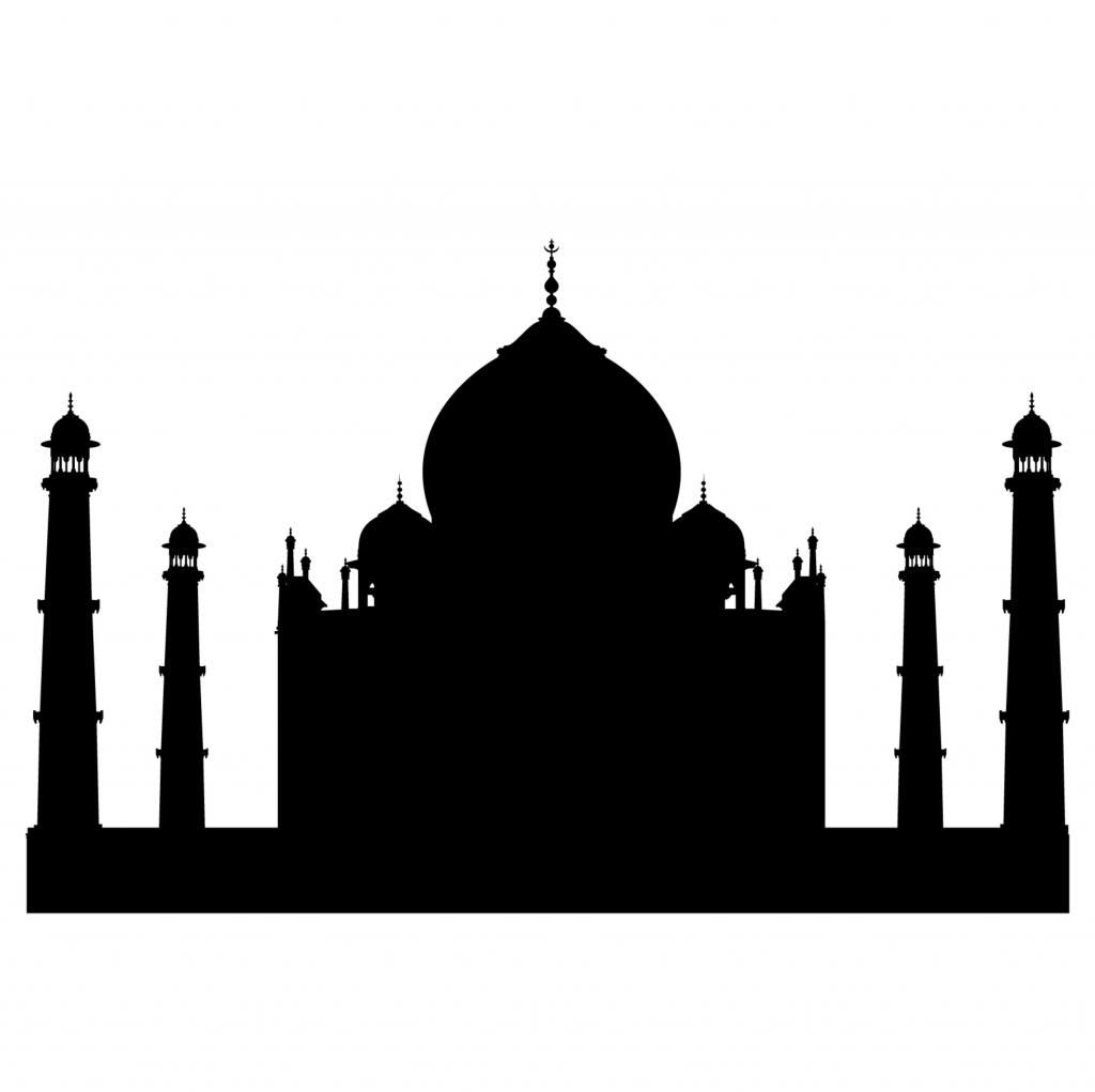 taj mahal outline drawing taj mahal outline drawing free transparent clipart outline mahal drawing taj