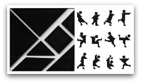 tangram human tangram most popular dissection puzzles in the world human tangram