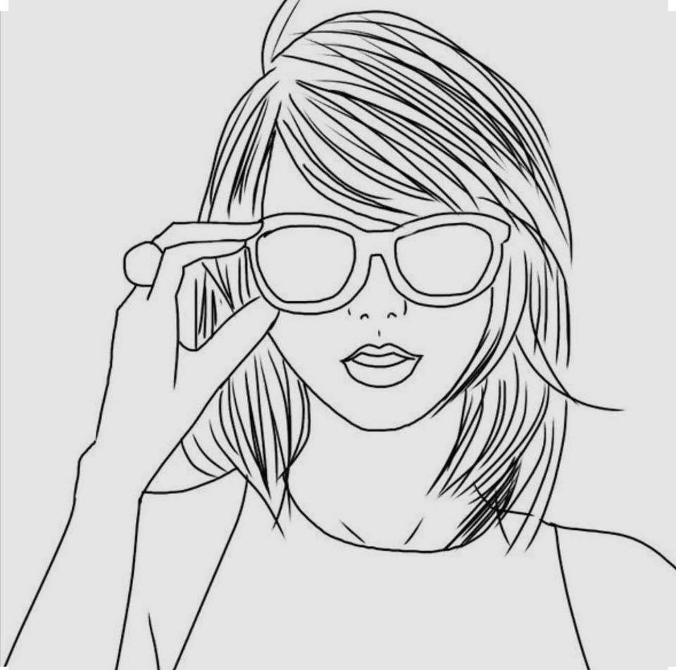 taylor swift coloring pages free taylor swift coloring pages printables coloring home pages swift coloring taylor