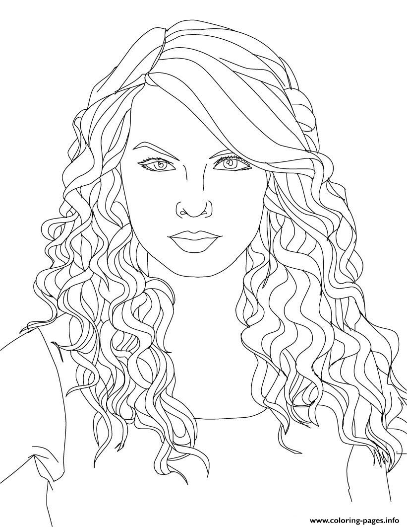taylor swift coloring pages free taylor swift coloring pages printables coloring home pages taylor swift coloring