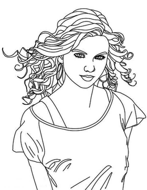 taylor swift coloring pages taylor swift coloring page color luna pages swift taylor coloring