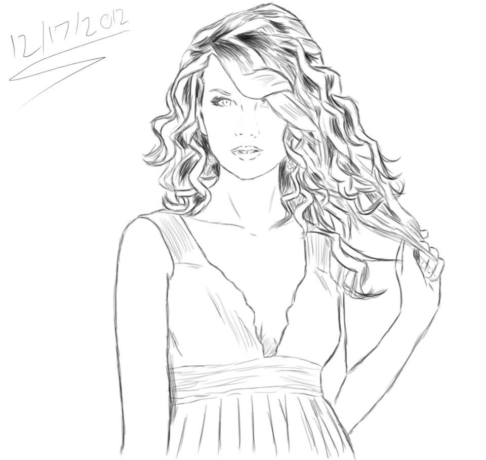 taylor swift coloring pages taylor swift free printable coloring pages coloring home taylor coloring swift pages