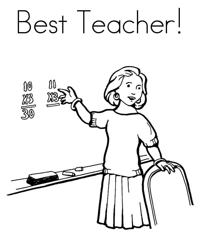 teacher for coloring 20 free teacher39s day coloring pages printable teacher coloring for