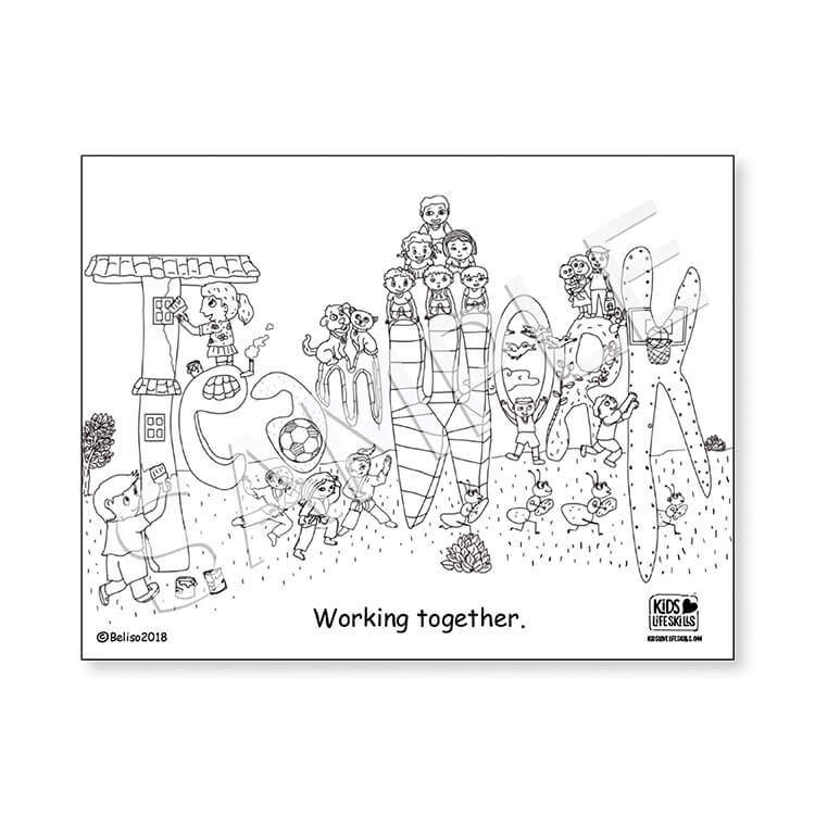 teamwork coloring pages teamwork coloring pages printable free coloring sheets pages coloring teamwork