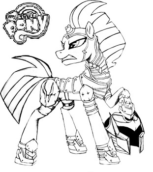 tempest pony coloring page mlpfim tempest shadow coloring page pony tempest page coloring