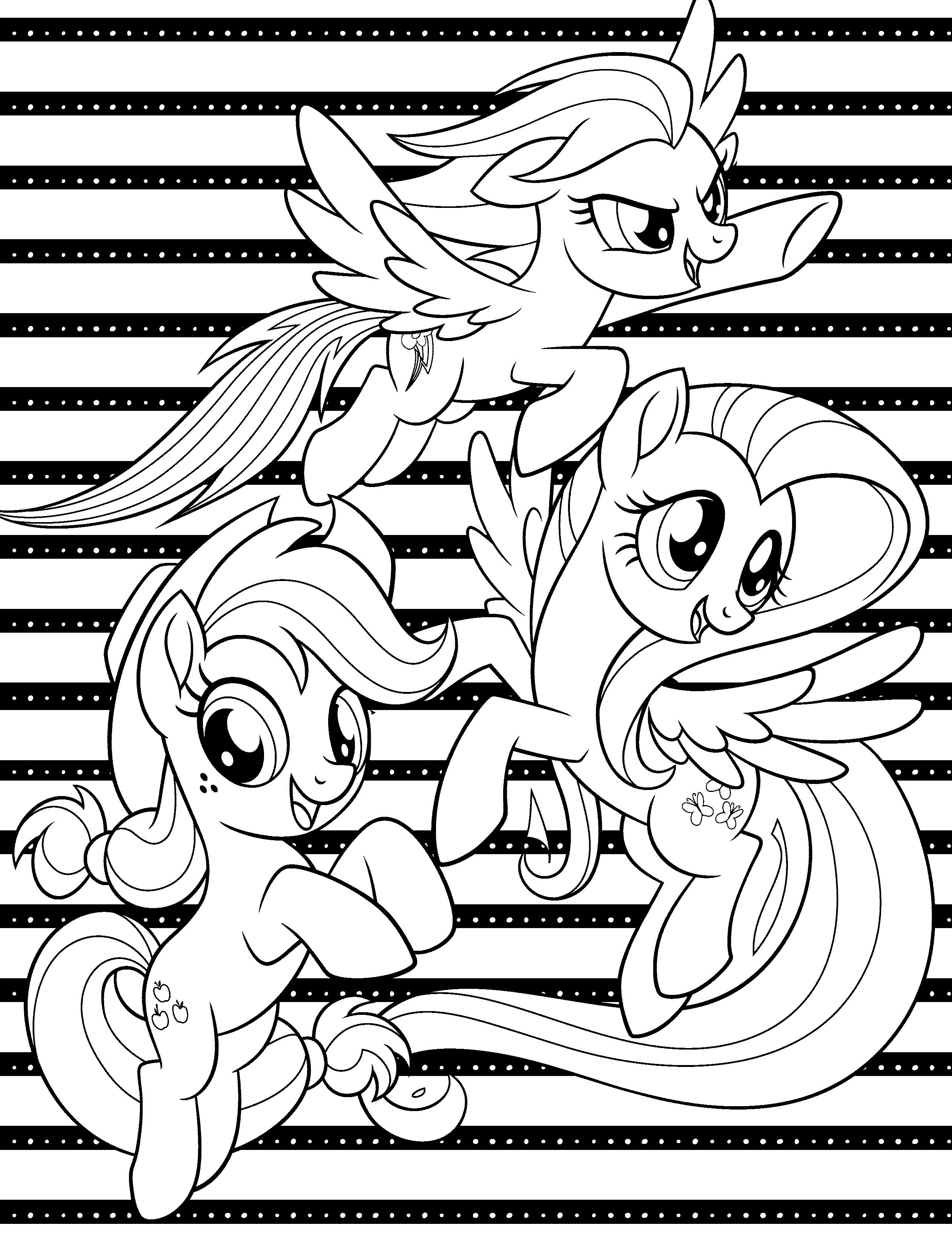 tempest pony coloring page pin by anita krajewska on kolorowanki kolorowanki tempest pony page coloring