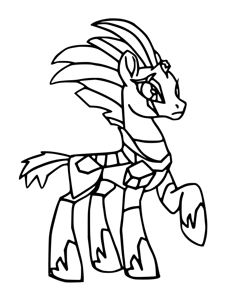 tempest pony coloring page printable my little pony the movie 2017 coloring pages pony page coloring tempest
