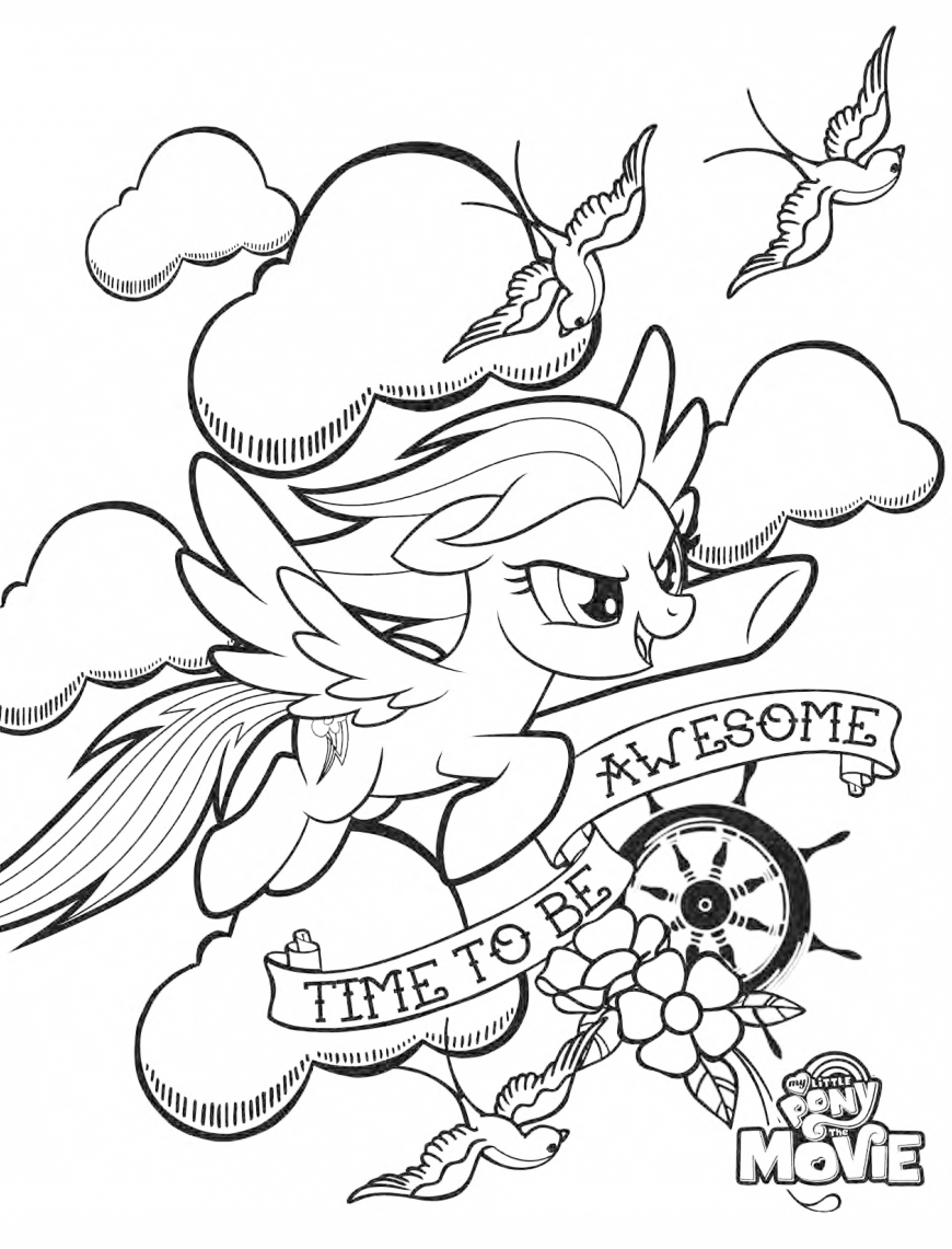 tempest pony coloring page the tempest free colouring pages coloring pony tempest page