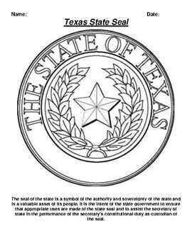 texas state seal coloring page new texas state symbols coloring pages top free state coloring page seal texas