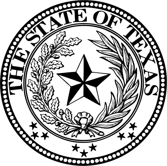 texas state seal coloring page seal of texas clipart etc coloring texas page state seal